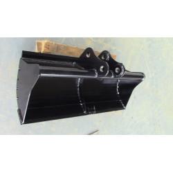 Löffel 40mm Bolzen Breite-1200